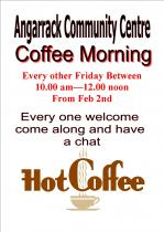 Angarrack Community Coffee morning